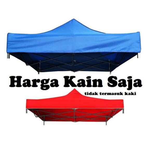 itop Canvas Only for 10  x 10  Roof 80cm Canopy Tent. Kanvas Saja untuk Kanopi Khemah