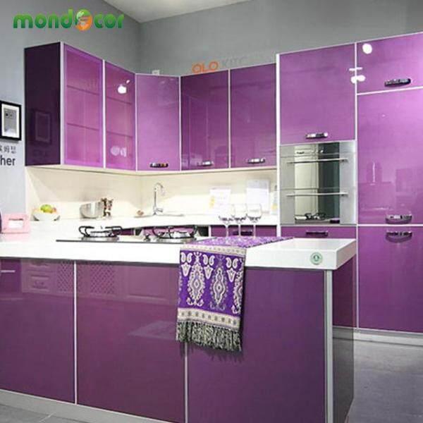 Hg Kabinet Wallpaper Purple glossy 10M