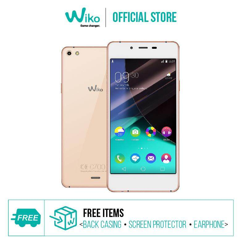 Wiko Highway Pure 4G [Snapdragon, Swarovski Crystal, 5 1mm Slim,  Lightweight] Mobile Phone