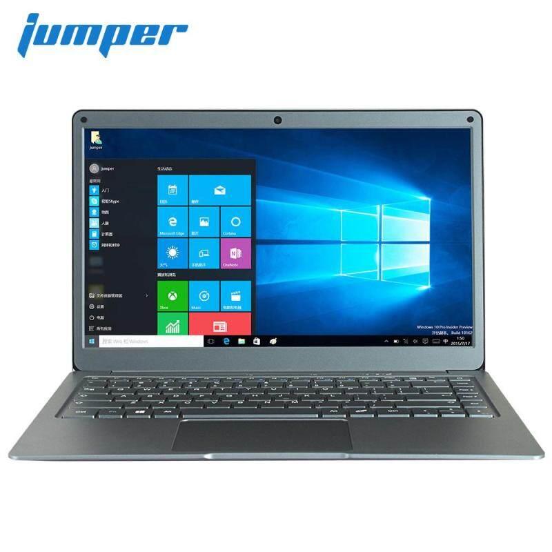Jumper EZbook X3 Laptop 13.3 inch IPS display notebook Intel Apollo Lake N3350 6GB 64GB eMMC 2.4G/5G WiFi with M.2 SATA SSD slot - EU Plug