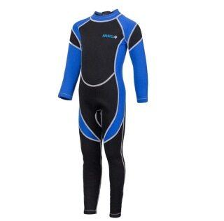 Đồ Bơi Cao Su Tổng Hợp 2.5MM Đồ Bơi Trẻ Em Đồ Lặn Áo Choàng Lướt Sóng Trẻ Em Dài Tay Cho Bé Trai Bé Gái Ống Thở Một Mảnh H1 thumbnail