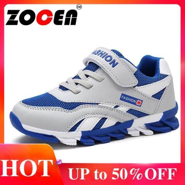Giày ZOCEN Giày Trẻ Em Giày Bé Trai Giày Chạy Lưới Thoải Mái Giày Thường Ngày Cho Trẻ Em giá rẻ