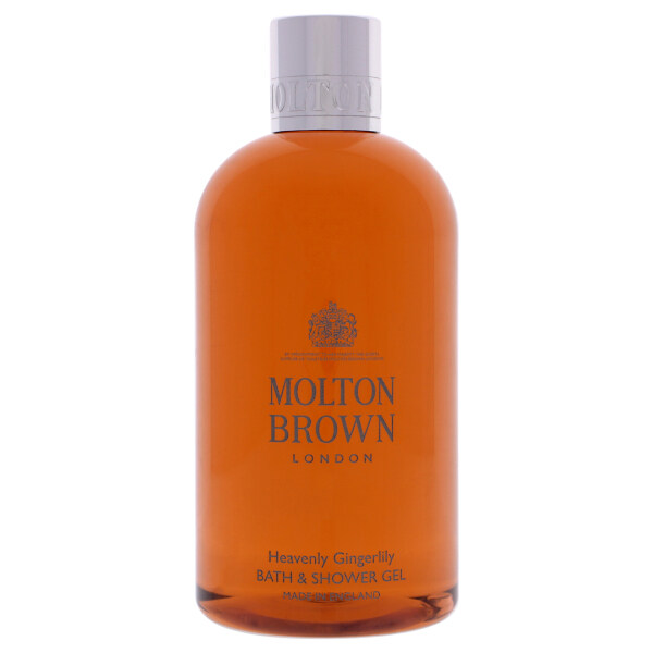 Buy Molton Brown Heavenly Gingerlily Moisture Bath and Shower Gel - 10 oz Shower Gel Singapore