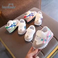 [Hàng quốc tế | Lưu ý thời gian giao hàng dự kiến]Giày Tập Đi Cho Bé Trai Và Bé Gái Giày Thể Thao Đế Mềm Cho Trẻ Mới Biết Đi 0-3 Tuổi