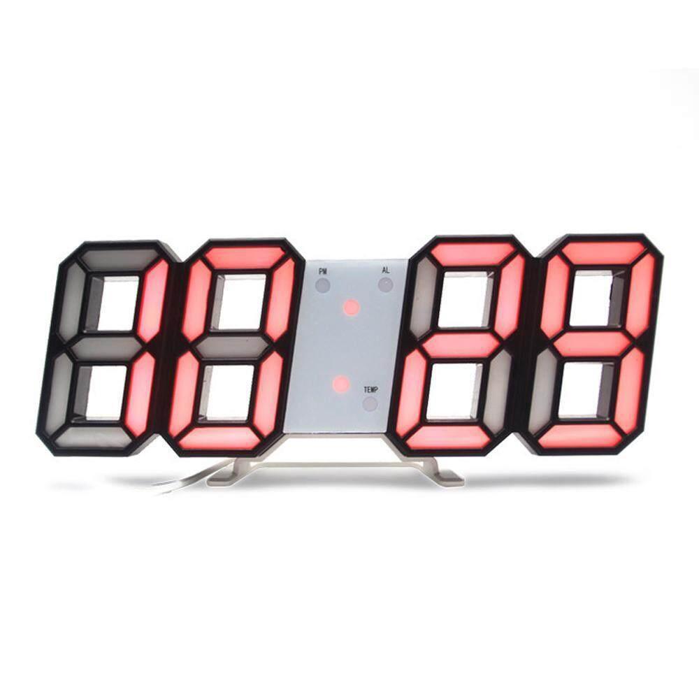3D LED Đồng Hồ Kỹ Thuật Số Hiện Đại Bàn Đồng Hồ Báo Thức Để Bàn DIY Saat Đồng Hồ Treo Tường Cho Nhà Phòng Khách Acrylic Dán tỳ hưu thạch anh bán chạy