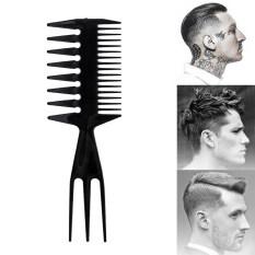 1 Cái 3 Phong Cách Đa Năng Xương Hairstyling Dye Comb DIY Tóc Màu Vệt Nhuộm Sắc Tố Sơn Barber Styling Cọ