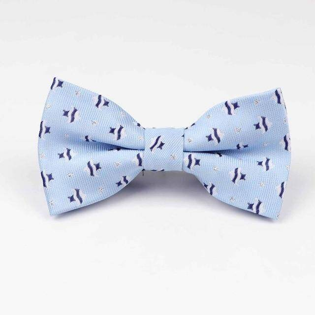 084058f332586 Children Man Fashion Polyester Bow Tie Kid Classical Bowties Umbrella Car  Fish Aircraft Bicycle Butterfly Party