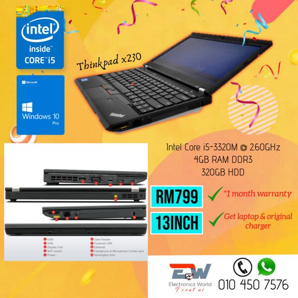 LENOVO THINKPAD X230 Malaysia