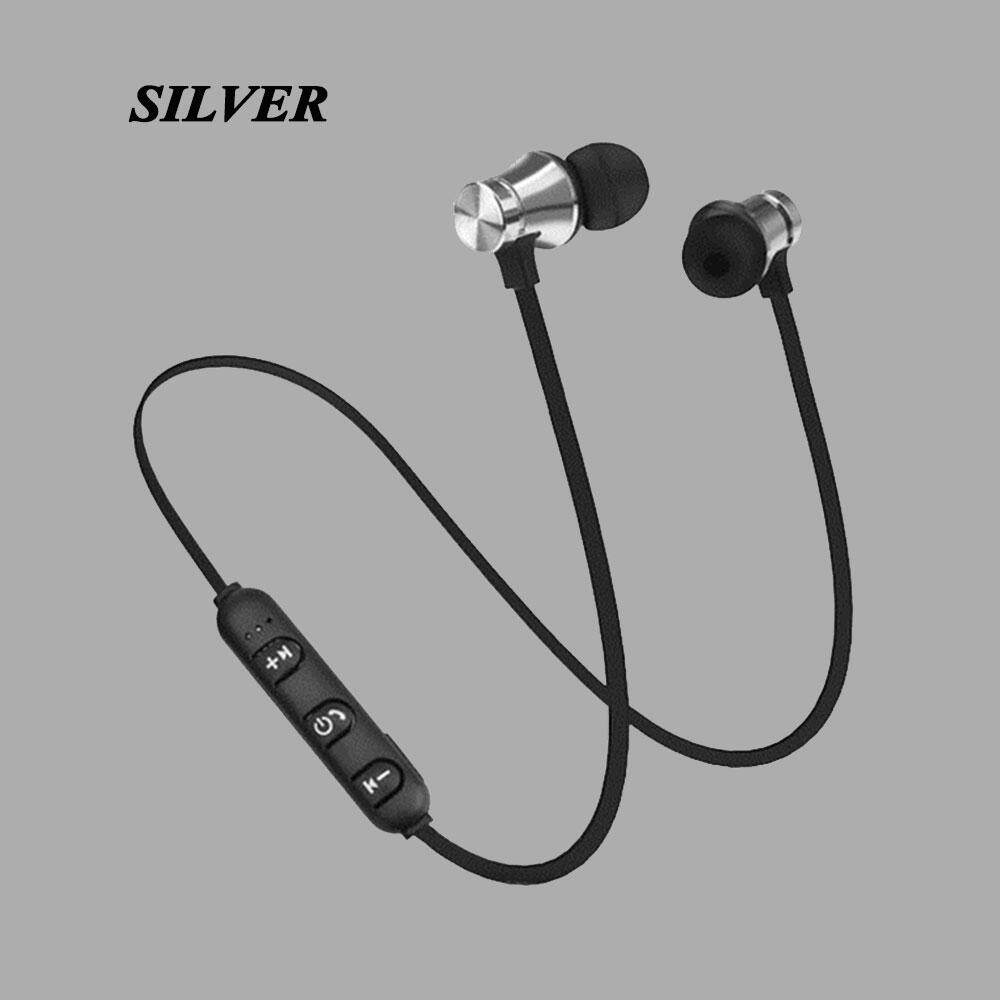 2ea236bffe1 READY STOCK Sport Running Wireless Bluetooth Earphone Headset Handfree  Stereo Bass Music with Button Control