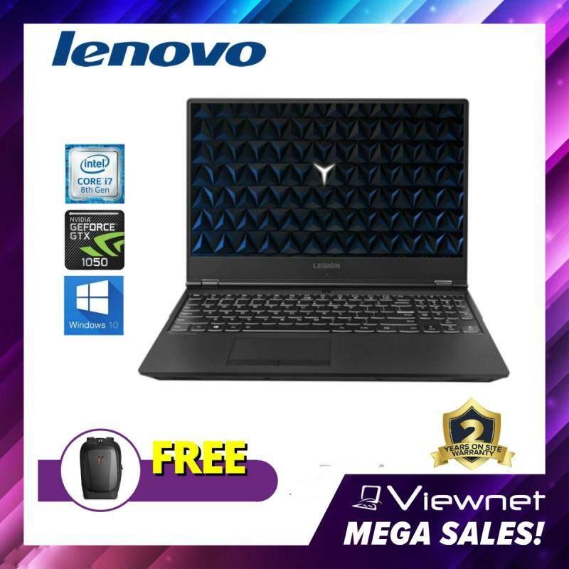 LENOVO LEGION Y530-15ICH 81FV0117MJ (I7-8750H/8GB/1TB+128GB SSD/15.6 FHD/GTX 1050 4G/W10/2YRS) Malaysia