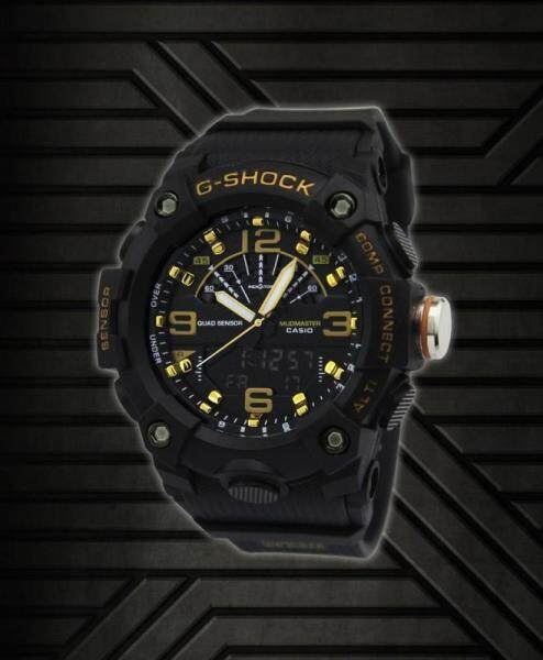 Casi0 G Sh0ck GA 1100 1A Men Sport Watch Duo W Time 200M Water Resistant Shockproof and Waterproof World Time LED Wist Sports Watches Malaysia