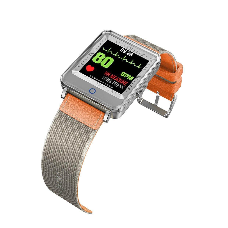 CELE Business Style Designed For Business People V16 Dual-screen Smart Bracelet
