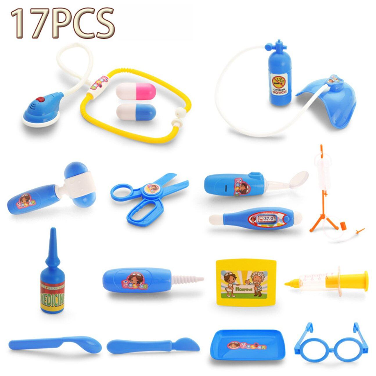 Best Sellers Children Role Play Medical Kit Doctor Play Game Set Box Pretend Play Gift