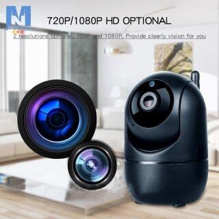 Norman Malthus YCC365 HD WiFi Giám Sát Bé Cảnh Báo Khóc Nhìn Trong Đêm Camera Trông Trẻ Đầu Ghi Video thumbnail