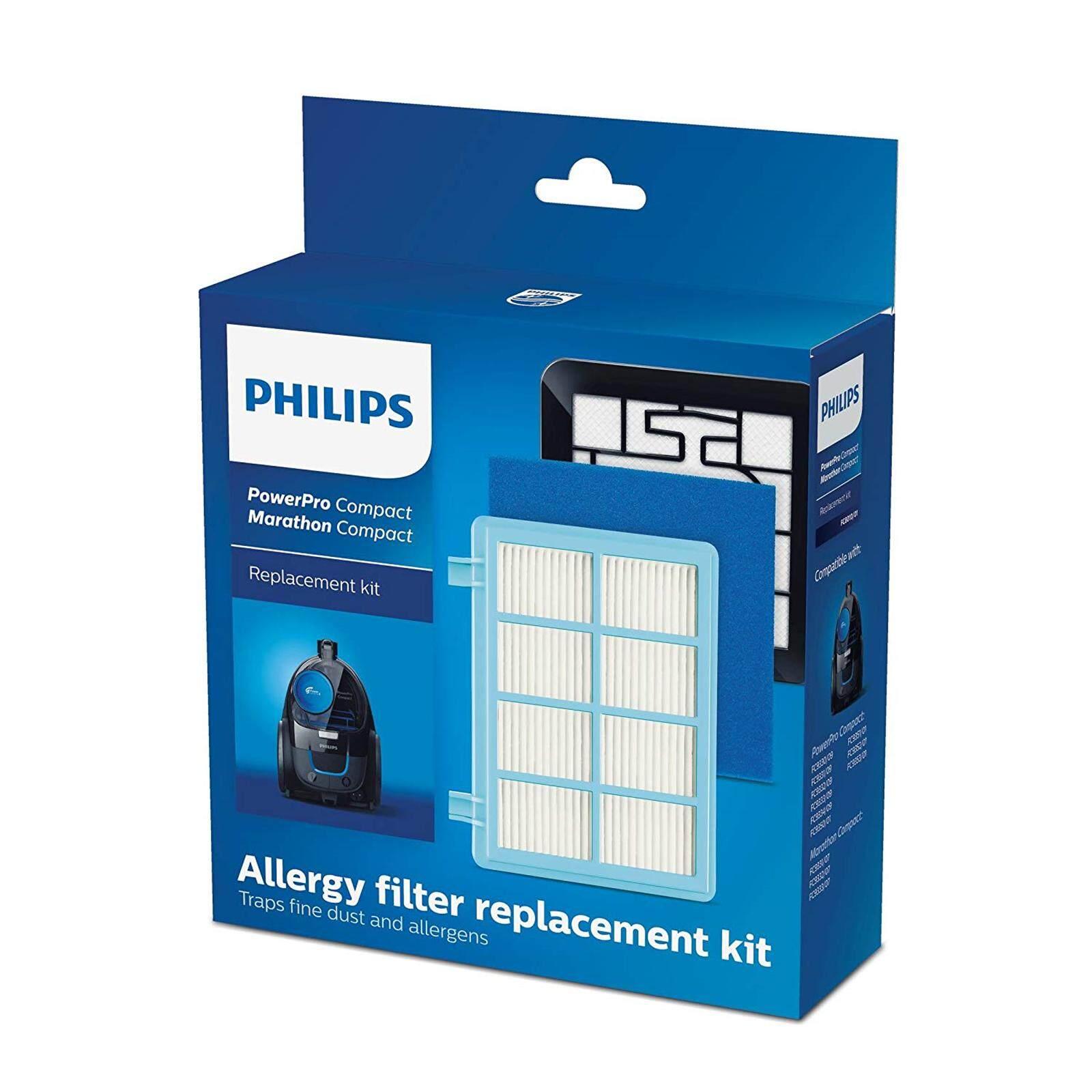 Cho Philips FC9331/09 FC9332/09 FC8010/01 Ban Đầu Thay Thế bộ Lọc Điện PRO Nhỏ Gọn Hút Chân Không bụi