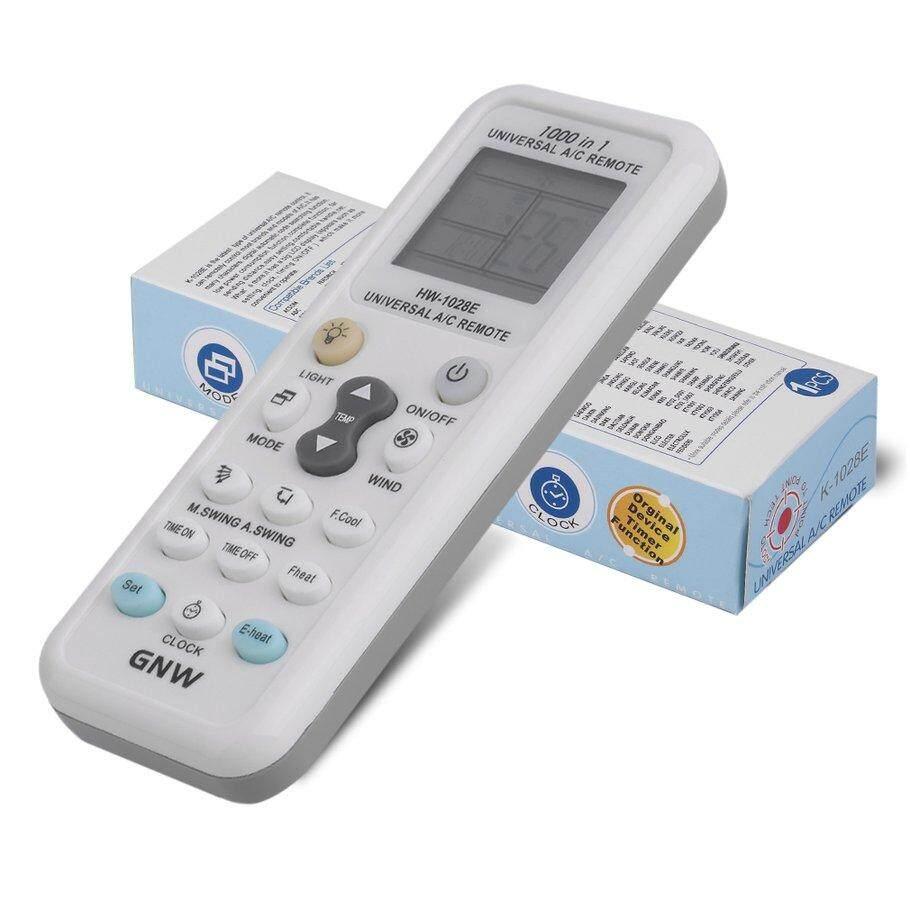 [Khuyến mại] Đa Năng LCD Điều Khiển từ xa Điều Khiển cho Máy Lạnh Màn Hình LCD Lớn