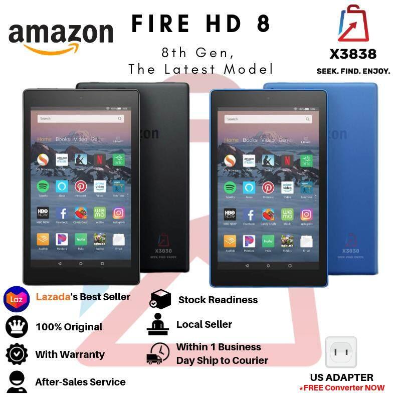 Genuine Amazon Fire HD 8 Tablet 8