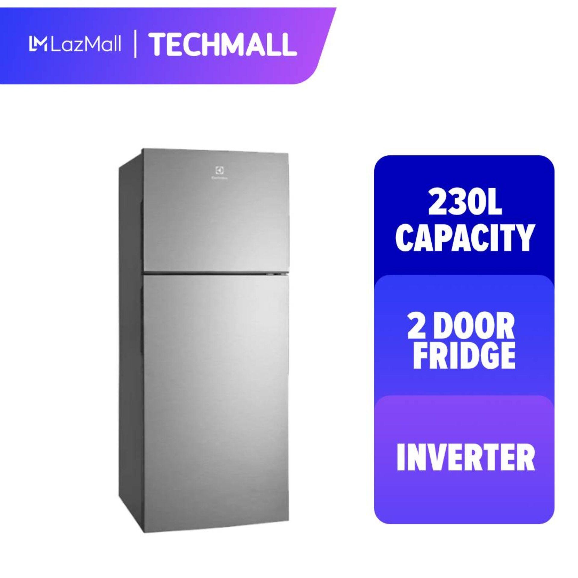 Electrolux Fridge 230L 2 Door Refrigerator ETB2302H