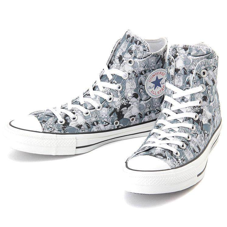 f0bd6d9f8350 Converse All Star 100 ONE PIECE PT HI CHUCK TAYLOR Sneakers Japan Limited  Mono