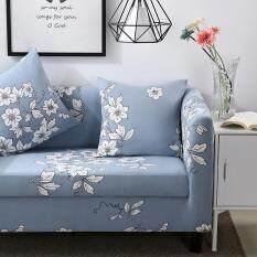 Bọc ghế sofa 1/2/3/4 nệm, Phủ Bọc cống trượt bảo vệ bề mặt ghế Tặng kèm một bao gối và thanh xốp