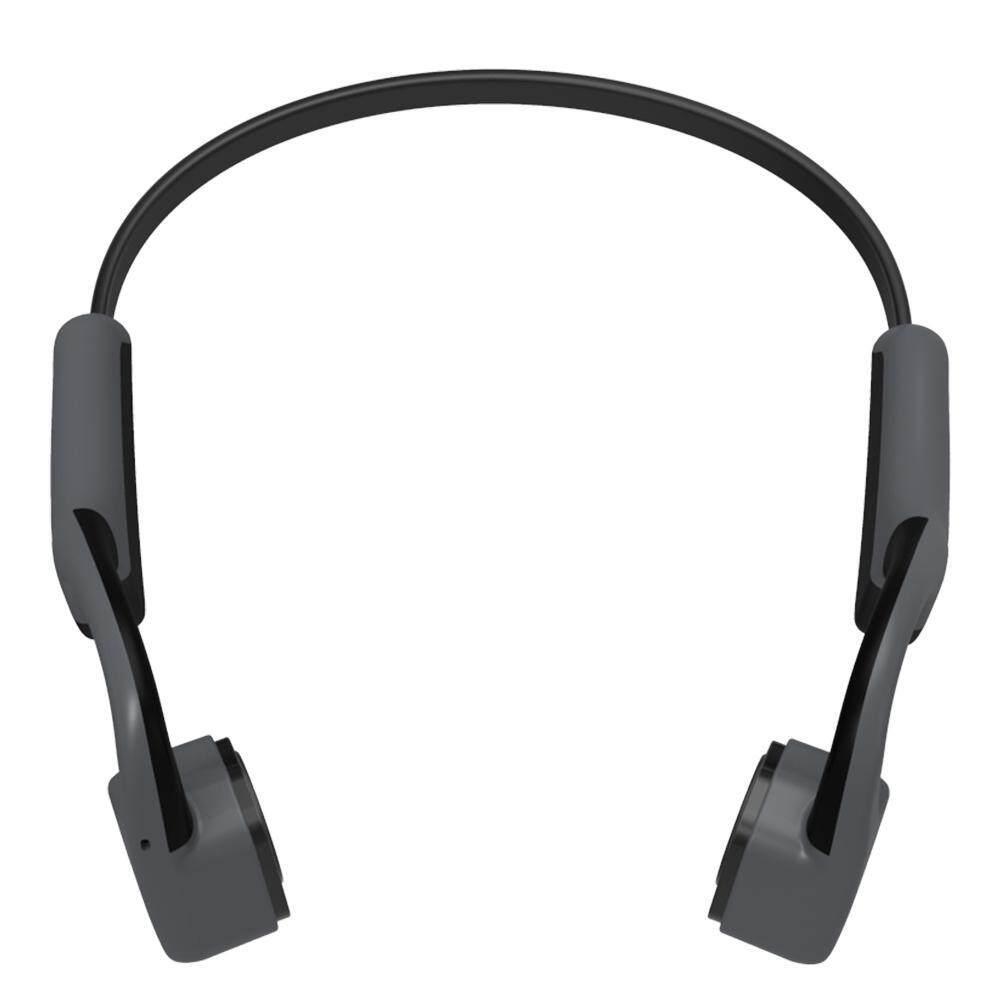a84fb429bb4 [KCLUB] V8 Bone Conduction Earphone Wireless Bluetooth Headset Running Ear  Hook