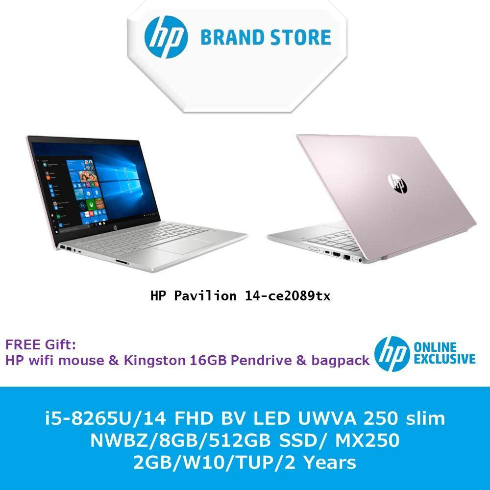 HP Pavilion 14-ce2089tx Online Exclusive Malaysia