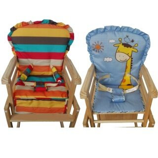 Đệm Ghế Xe Đẩy Em Bé Trẻ Sơ Sinh Dày Vỏ Gối Ngủ Cho Trẻ Em Trẻ Em Xe Đẩy Ô Tô Đệm Vải Bông Lót Xe Đẩy thumbnail