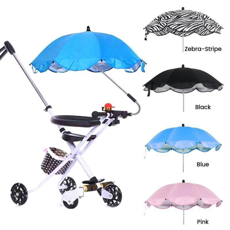 Baby Parasol Universal UV Sunshade Sun Unbrella For Stroller Puschair Pram Buggy Singapore