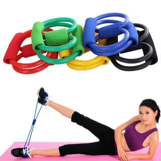 Pacers Ngoài Trời 8 Hình Dạng Kháng Ban Nhạc Phòng Tập Thể Dục Workout Yoga Đàn Hồi Ống Dây Thiết Bị Thể Dục thumbnail