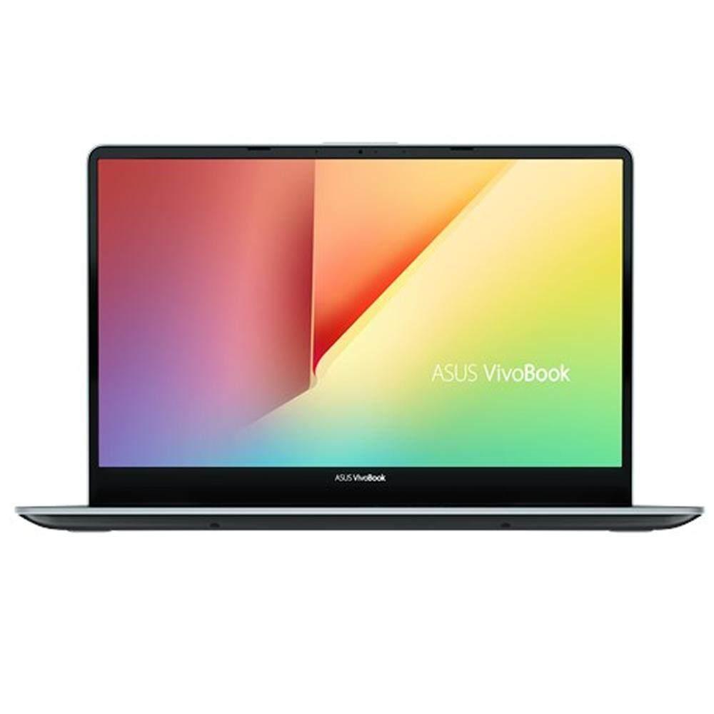 Asus Vivobook S530F-NBQ280T 15.6 FHD Laptop Gun Metal (i7-8565U, 4GB, 1TB+256GB, MX150 2GB, W10) Malaysia