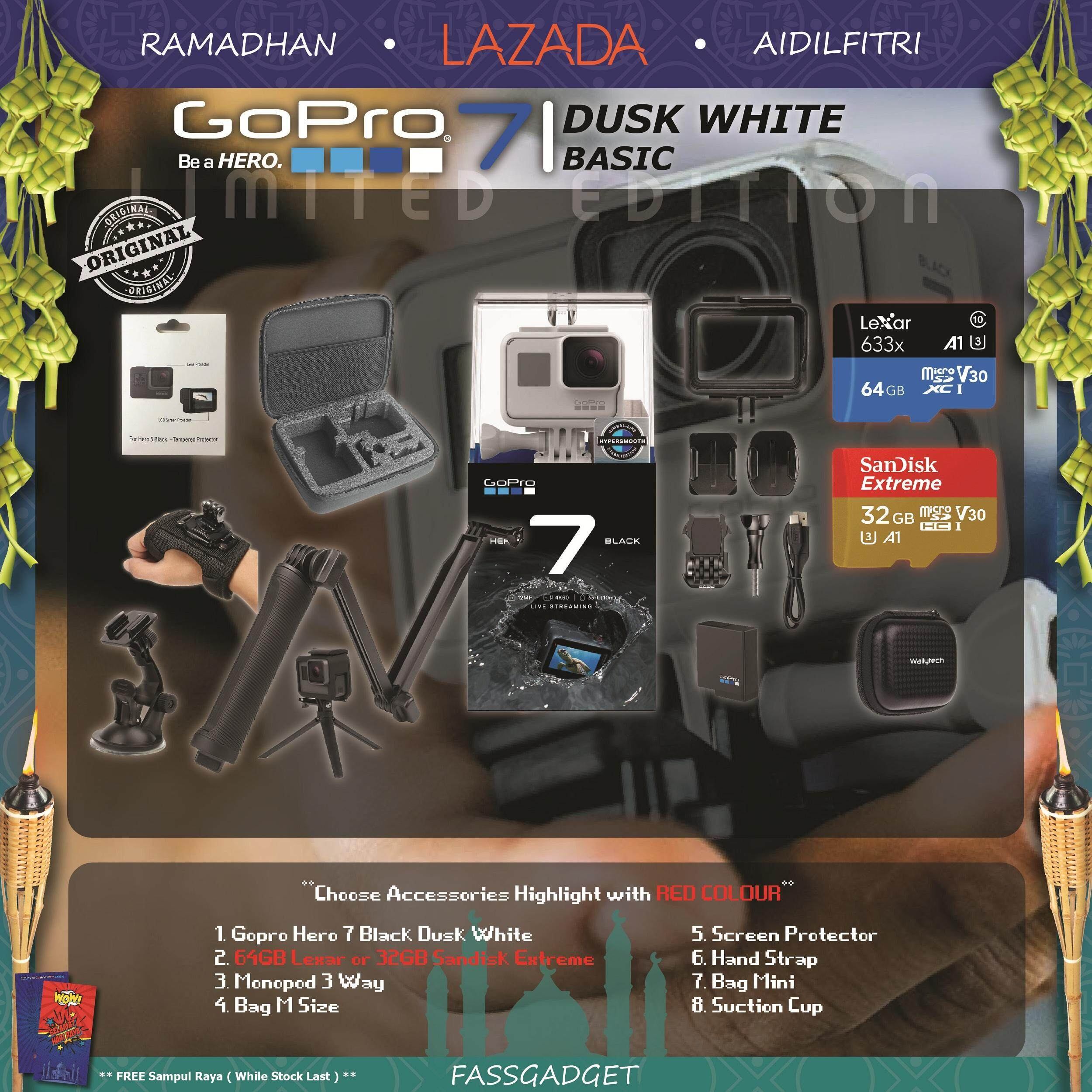 GoPro Sports & Action Camera price in Malaysia - Best GoPro Sports