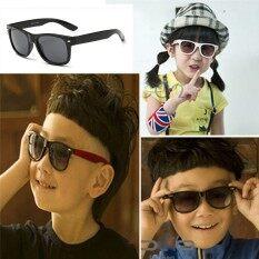 Kính Râm Trẻ Em Bé Trai Kính Râm Bé Gái Kính Trẻ Em UV400 Gương 3-12