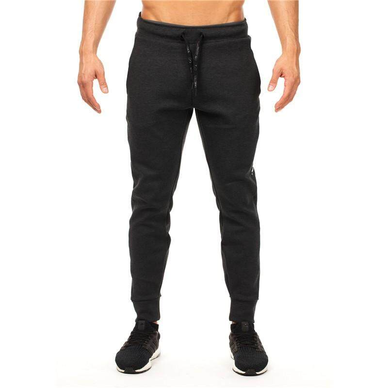 Doctor Muscle Brothers Europe, America, Autumn and Winter Leisure Men Sports Trousers, Body-building Running Training Fitness Pants