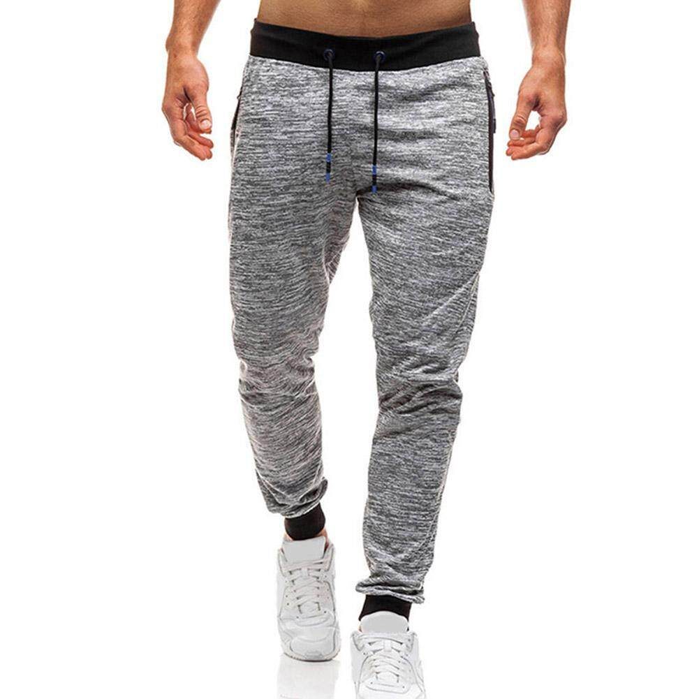 4a271dffd ZOTOP Men Long Casual Sports Pants Gym Slim Fit Trousers Running Joggers  Gym Sweatpants