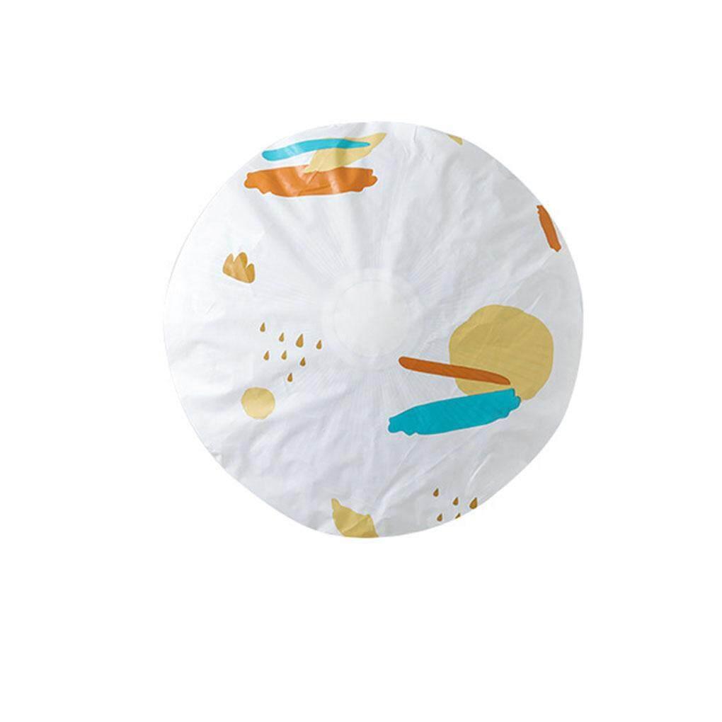 CHẤT VẢI NILON PEVA không Quạt Điện Chống bụi chống Ẩm Bao Tròn Hoạt Hình In Hình Quạt Chống Bụi Bao 48 cm