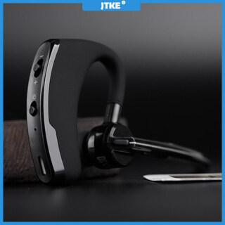 Tai Nghe Bluetooth Doanh Nhân JTKE V8, Tai Nghe Bluetooth Không Dây Thể Thao Tai Nghe Rảnh Tay Điều Khiển Bằng Giọng Nói, Với Mi Dành Cho iPhone Samsung Huawei Xiaomi thumbnail