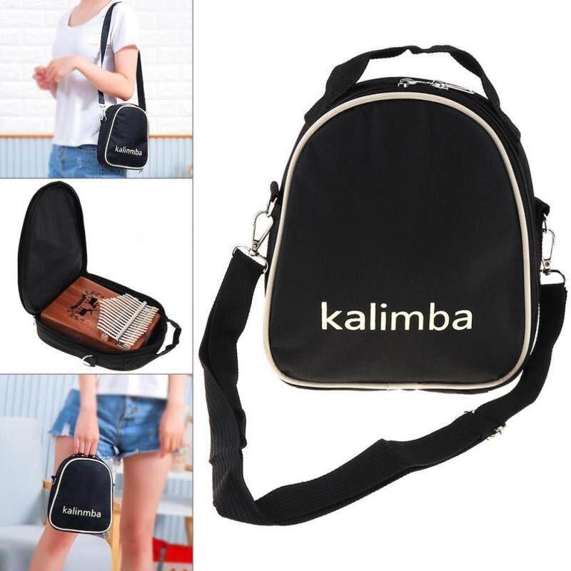 17 / 15 / 10 Key Universal Kalimba Storage Bag Soft Case Oxford Cloth Inside Cotton Shoulder Portable Bag Malaysia