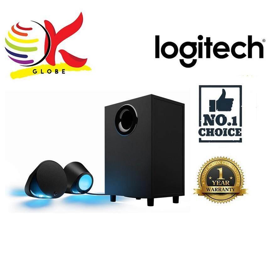 LOGITECH G560 LIGHTSYNC RGB PC GAMING SPEAKERS WITH AUDIO