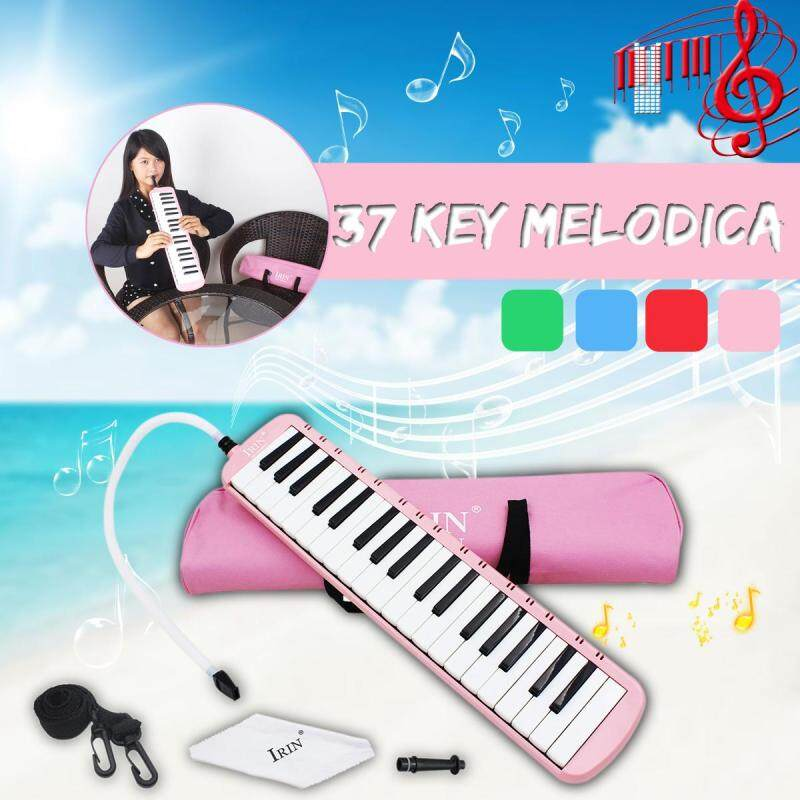 IRIN 37 Piano Keys Melodica Pianica Musical Instrument With Carrying Bag For Students Beginners Kids Malaysia