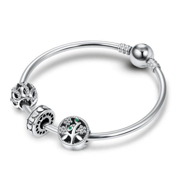 925 pure silver jewelry is a fashion decoration can do bracelet