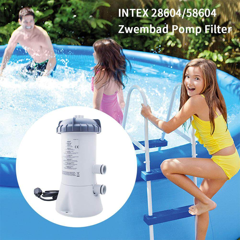 Pool pump filter summer pool water cleaning kit