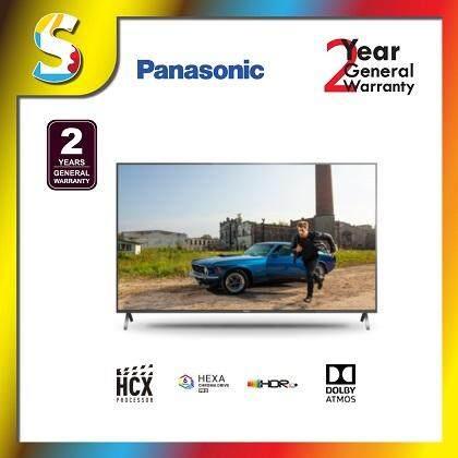 "PANASONIC 65"" GX800 4K Pro UHD HDR Smart TV TH-65GX800K"