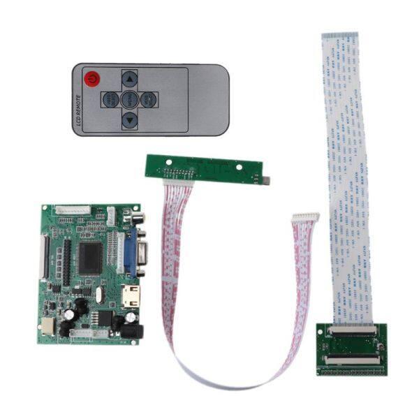 Bảng giá 1 Bộ Điều Khiển LVDS LCD AV Bảng Điều Khiển V + H HDMI VGA 2AV 50 Đến 60Pin Phong Vũ