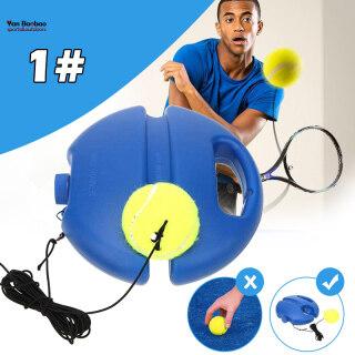 Dụng Cụ Tập Tennis Chuyên Sâu, Dụng Cụ Bật Tập Luyện Quần Vợt Tự Học Yan Baobao thumbnail