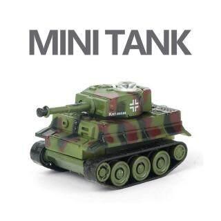 Điều Khiển Từ Xa Mini Cho Xe Tăng RC Chiến Đấu Xe Tăng, Với Xoay Tháp Pháo thumbnail