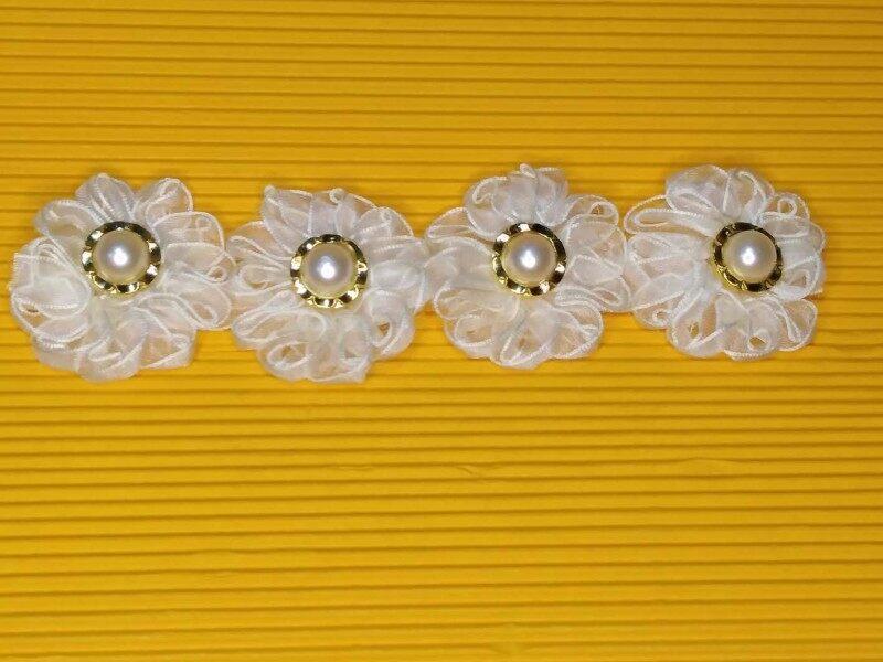 Lovely Lace  Flower Ear Saver  Face mask strap extenders  Mask Accessory Jewelry    Penyambung Pelitup Muka