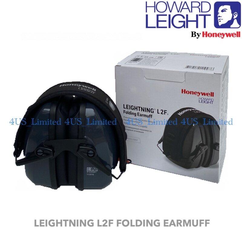 HOWARD LEIGHT BY HONEYWELL LEIGHTNING L2F FOLDING EARMUFF
