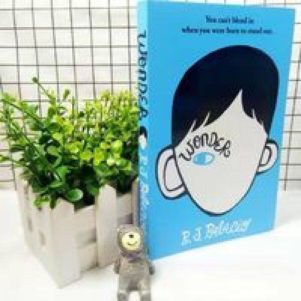 Wonder Boy Wonder English Novels R.J. Palacio