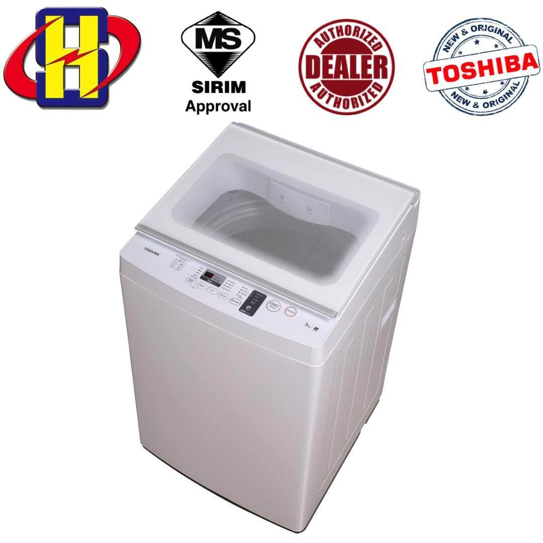 Toshiba Washing Machine AW-J800AM THE GREATWAVES™ 7.0KG Washing Machine Washer Mesin Basuh 洗衣机