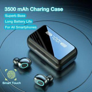 100% Original Không Dây Earbuds, Tai Nghe Bluetooth Bluetooth 5.1 Tuyệt Vời TWS R15 Cho Điện Thoại Realme Oppo Xiaomi Samsung thumbnail